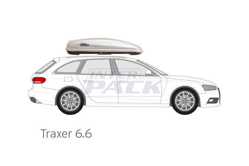 Box Inter Pack Traxer 6.6 antracyt